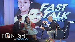 TWBA: Fast talk with Darren and Elha