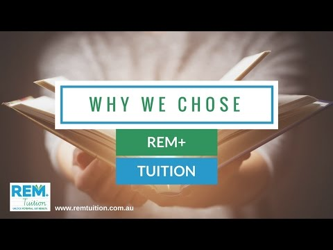 Adelaide Maths Tutors | Why we come to REM+ Tuition
