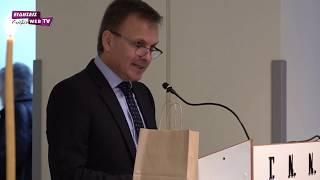Ενωτικός ο νέος διοικητής του νοσοκομείου Κιλκίς Γιάννης Ανδρίτσος - Eidisis.gr webTV