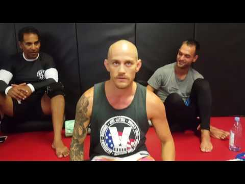 Jiu Jitsu Stories  Part Two  Jeff Glover