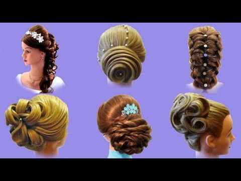 💜Топ 10 Самых  Красивых Причесок на Выпускной. Top 10 Amazing Hairstyles Tutorials Compilation 2017