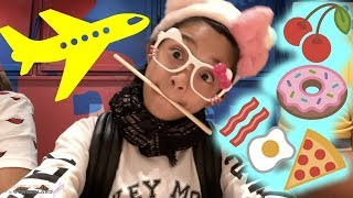 Video TOYS AND FOOD ON THE AIRPLANE download MP3, 3GP, MP4, WEBM, AVI, FLV Juni 2018