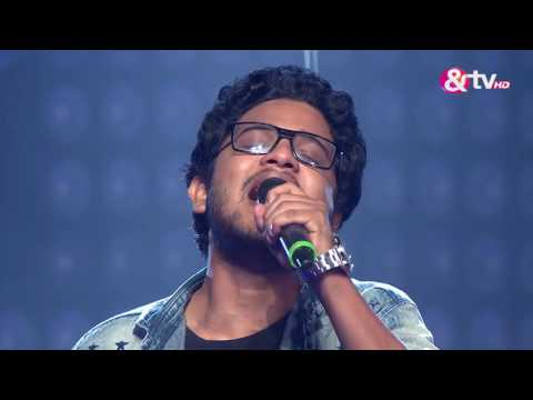 Kuldeep Pattanaik - Hamari Adhoori Kahani | The Blind Auditions | The Voice India 2