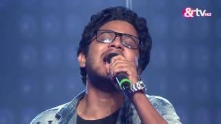 Kuldeep Pattanaik - Hamari Adhoori Kahani | The Blind Auditions | The Voice India 2