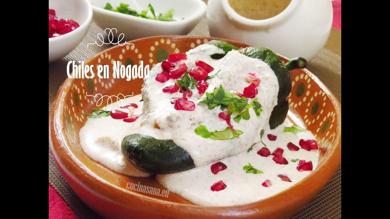 Image Result For Receta De Cocina Nogada