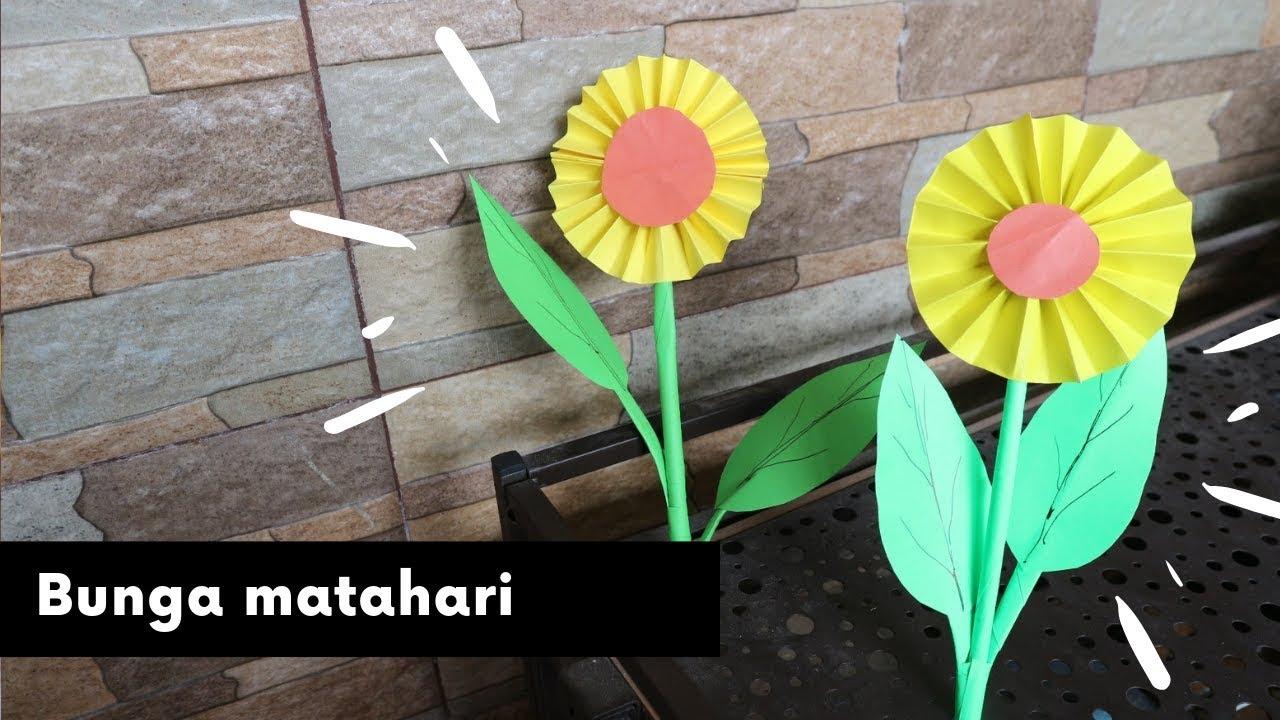87+ Gambar Bunga Matahari Dari Kertas Origami Paling Baru