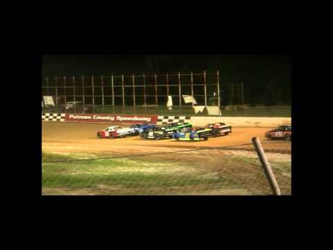 Putnam County Speedway - October 3, 2015 FULL RACE