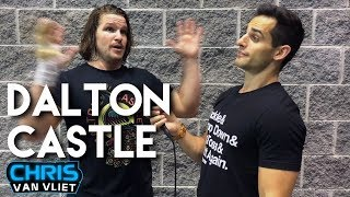 Dalton Castle on getting fired, watching WWE, The Boys, his ultimate entrance, Bullet Club