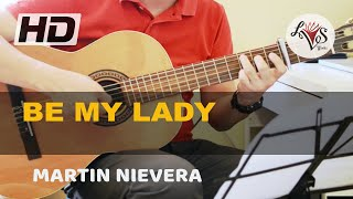 Be My Lady - Martin Nievera (solo guitar cover)