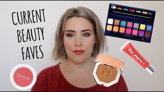 CURRENT BEAUTY FAVOURITES (AND SOME FLOPS)
