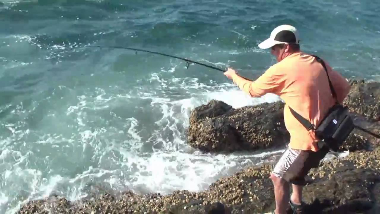 Costa rica surf fishing 2011 youtube for Tamarindo costa rica fishing