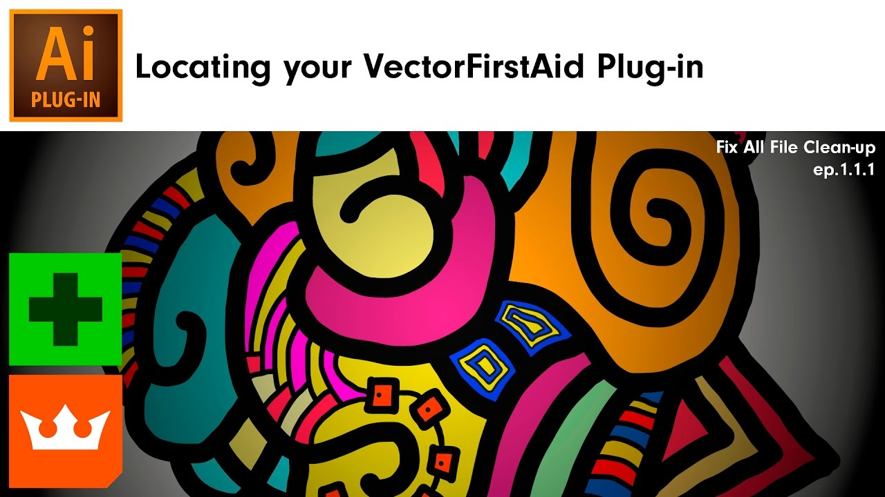 Locating your VectorFirsAid Plug-in | VectorFirstAid