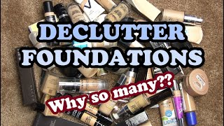 Why Do I Have So Many?? DECLUTTER Foundations