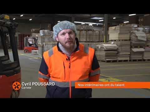 Cyril Poussard, Cariste