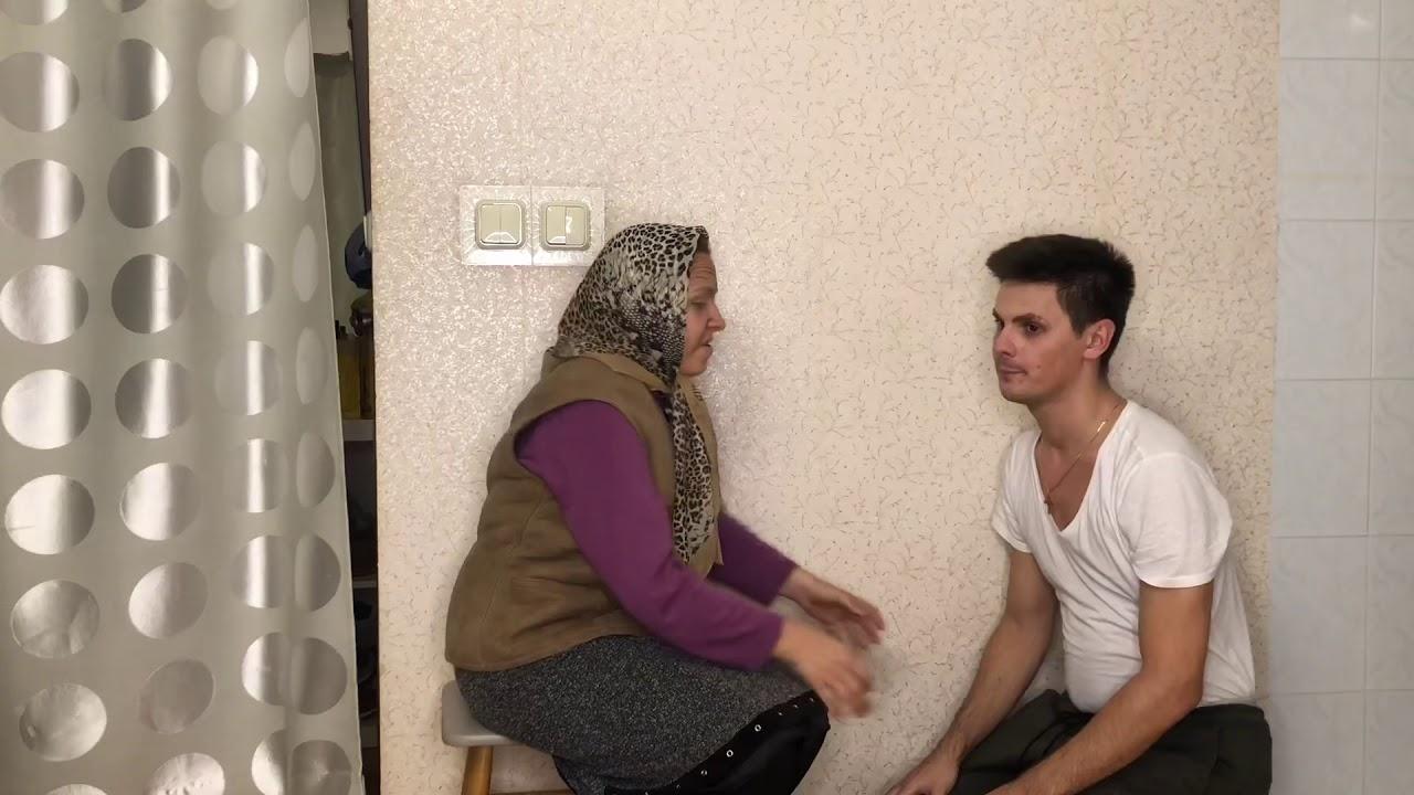 Бабушка и внук «Кружки» (#gan_13_)