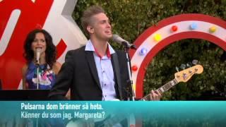 Sten och Stanley - Jag vill vara din Margareta (Allsång på Skansen 2012)