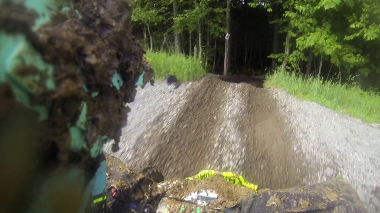 2016 Snowshoe West Virginia GNCC ATV 24+ C GoPro Hero 3 Harescramble AMA