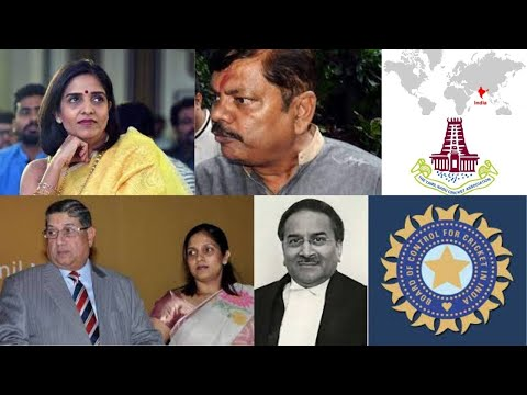 Tamil Nadu cricket chief Rupa Gurunath found guilty of conflict of interest