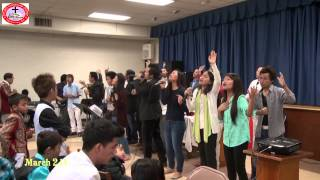 ZCC,DC Praise And Worship Song  ( March 2,14 )