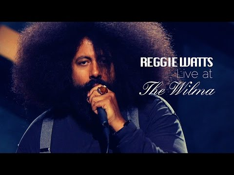 Reggie Watts live at the Wilma