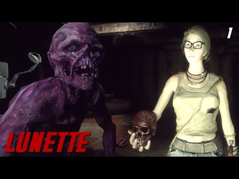 New Vegas Mods: Lunette - Unfinished Business - Part 1