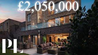 Inside A £2 Million Luxury London House   UK House Tours   Property London