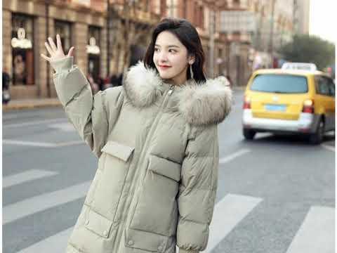 Chọn áo Phao Nữ Đông Hàn Quốc Cho Ngày Se Lạnh   Link SP ở Phần Mô Tả Nhé