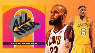 Where Will LeBron James Go? | All NBA Podcast