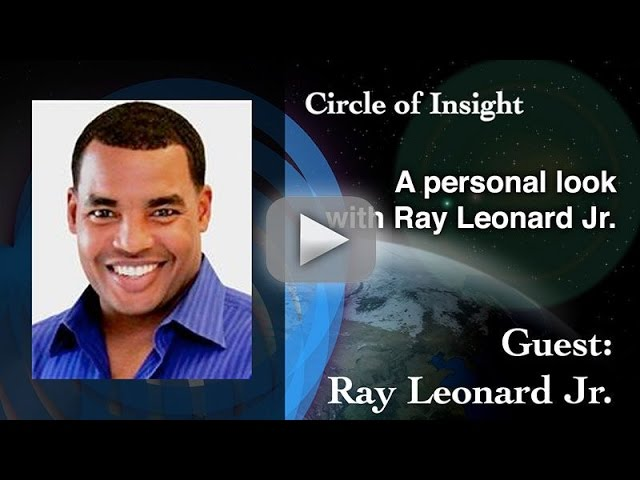 A Personal Look with Ray Leonard Jr.