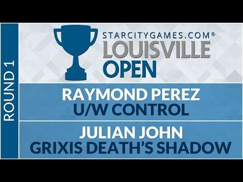 SCGKY - Round 1 - Raymond Perez vs Julian John [Modern]