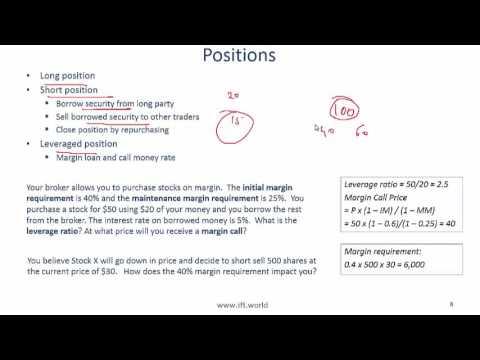 2017 Level I CFA Equity: Market Organization - Summary