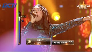 "Indah Nevertari ""Buttons"" Pussycat Dolls - Rising Star Indonesia Eps. 17 (Audio Better Quality)"