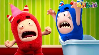 COUNTING DOWN TO OUR FAVOURITE SEASON | Oddbods | Cartoons for Babies & Kids