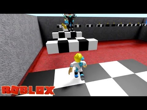 Roblox Challenging Speed Run Crumble Game with MicroGuardian and Gamer Chad