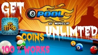 8 Ball Pool Unlimited Coins and Dollar 100 % working 2017