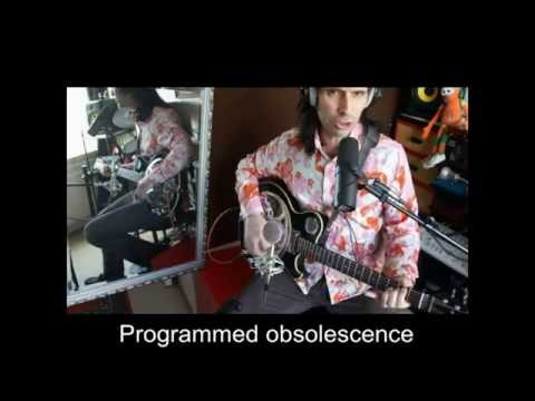 Roquet Guitart - Obsoletisme programat (with subtitles)