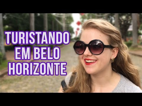 Turistando em Belo Horizonte