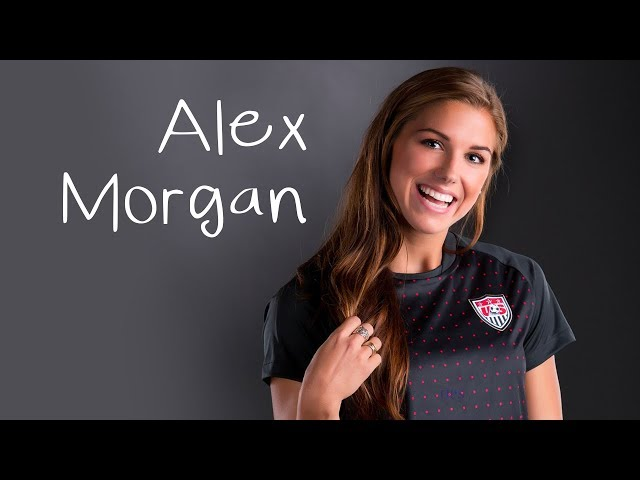Get to know Alex Morgan, the most famous female player in the world - Oh My Goal