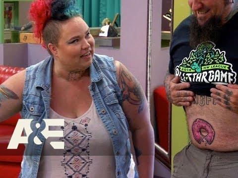 Download Epic Ink: Heather Smacks Chris 51's New Tattoo (Season 1, Episode 8) | A&E
