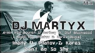 Armin Van Buuren & Garibay & Imany - I Need You Don't Be So Shy (DJ MARTYX MIX)