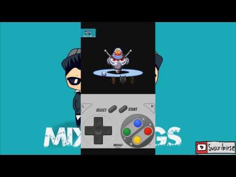 Juega Super Mario desde tu movil descarga emulador de super nintendo y N64