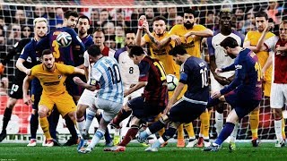 This is Why Lionel Messi Is The Best Free Kick Taker In The World | HD