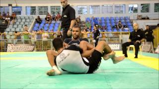 Rio Fall Open de Jiu Jitsu Sem Kimono Erbert Santos x Claudio Caloquinha na final do absoluto