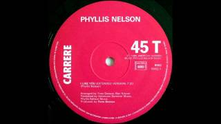 PHYLLIS NELSON - I Like You (Extended Version) [HQ]