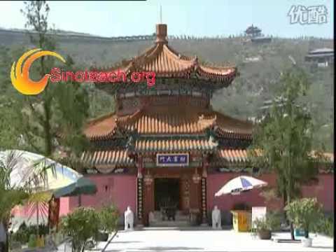 This is Nanshan of Yantai,China
