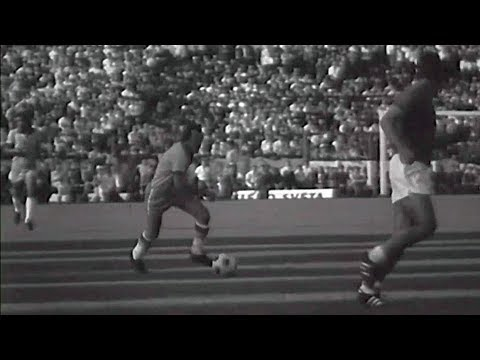 Československo - Brazília 3:2 (1968)