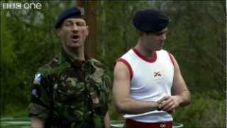 Gary's Personal Best - Gary Tank Commander - Series 3 Episode 1 - BBC One Scotland