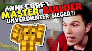 DIE SCHÖNSTEN ACHTERBAHNEN & UNVERDIENTER SIEGER?! ✪ MASTER BUILDERS mit Sturmwaffel