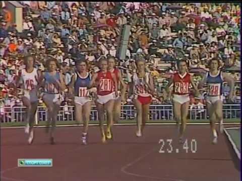 1980 Moscow Olympics women's 800m Final HD.mpg