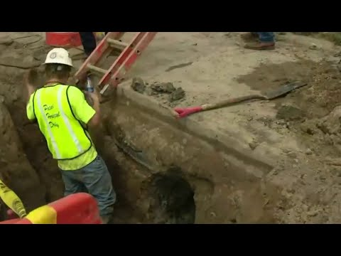$500M Program To Upgrade Detroit's Water, Sewer Systems